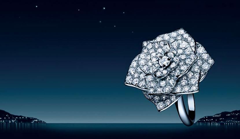 کلکسیونهای جواهرات برند پیاژه هر کدام نامی متفاوت دارند