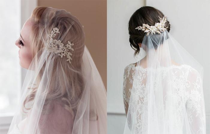 بگویید فرم صورتتان چگونه است تا بگوییم در انتخاب تور عروس سراغ چه مدلی بروید !