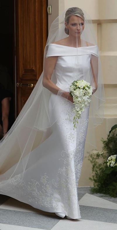 شارلین شناگر سابق و همسر آلبرت، شاهزاده موناکو است.