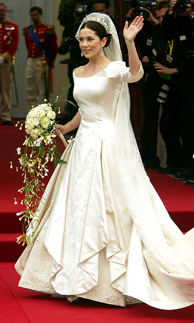 پرنسس مری همسر فردریک ، ولیعهد دانمارک