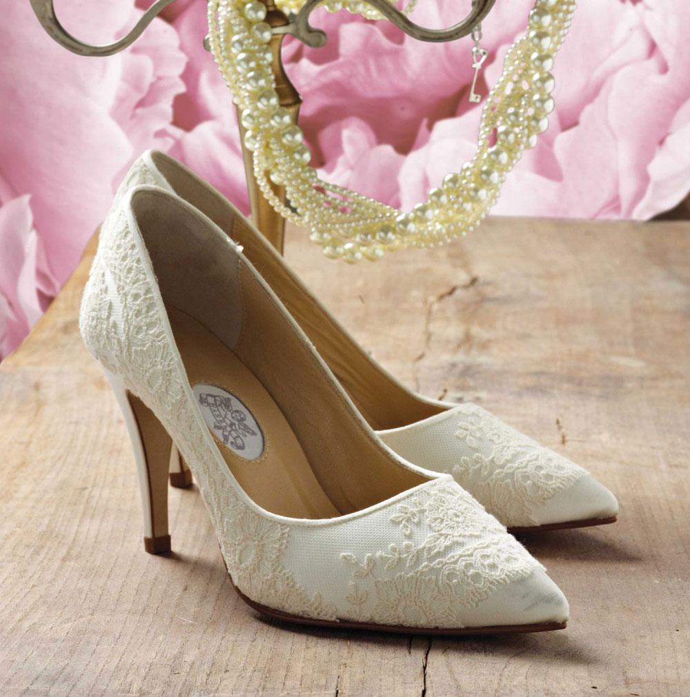 خرید کفش عروسی