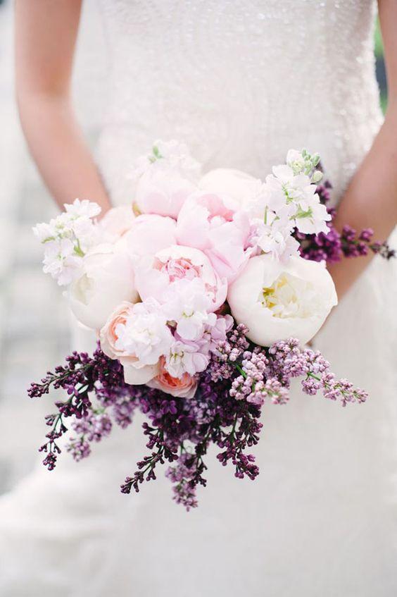 انتخاب دسته گل عروس متناسب با مکان عروسی