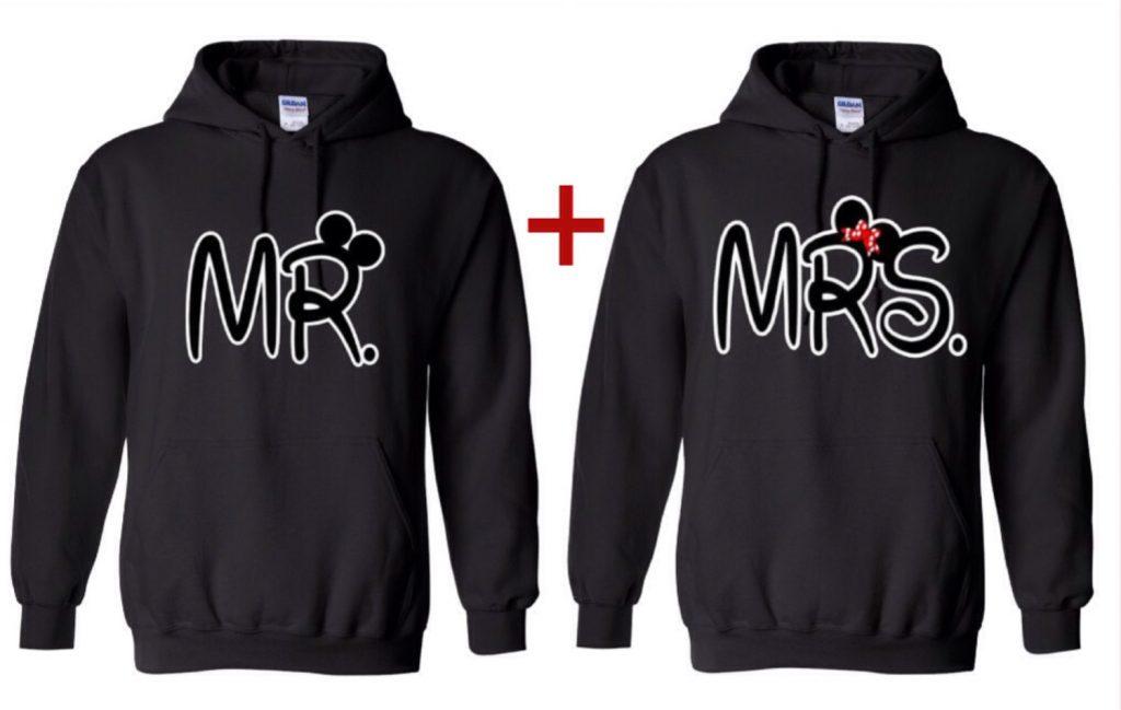 ست سوییشرت مخصوص زوج های جوان