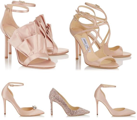 کفش عروس جیمی چو