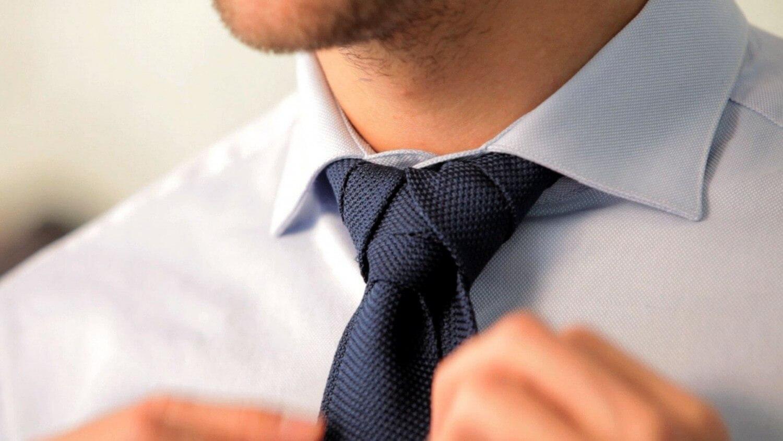 گره کراوات الدریج