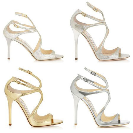 کفش پاشنه بلند طراحی شده توسط جیمی چو