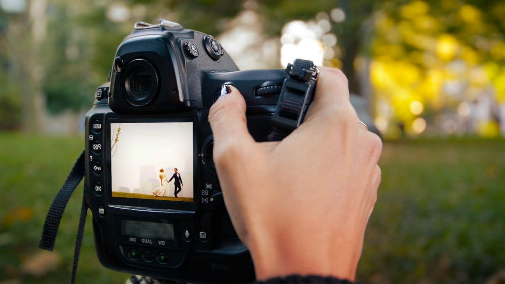 عکاسی و فیلمبرداری جشن عروسی