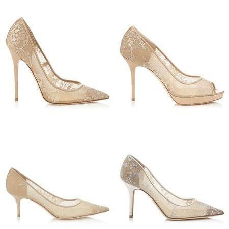 کلکسیونی از کفش عروس جیمی چو