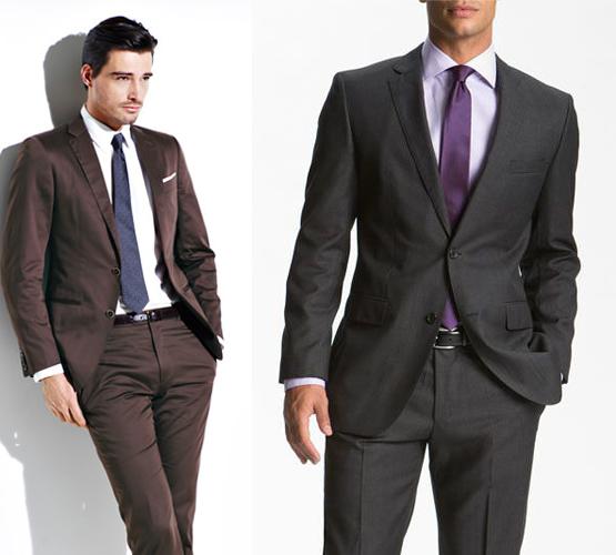 کراواتتان باید درست بالای خط کمربندتان باشد نه چند سانتی متر بالاتر و نه پایین تر. این یکی از جزئیات کوچک اما در عین حال پر اهمیت است.