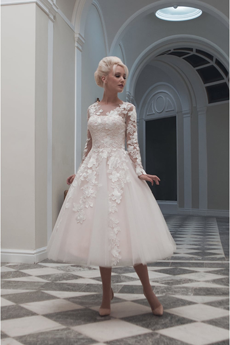 لباس عروس مدل سیلوئت