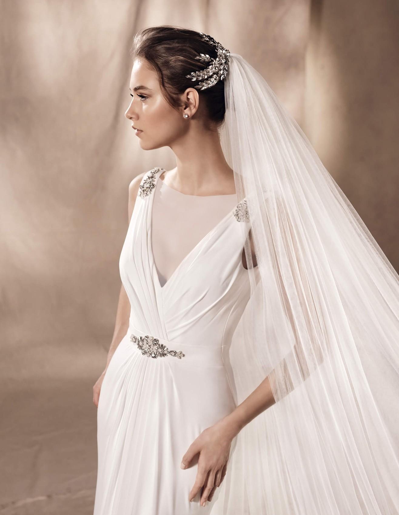 لباس عروس برند اسپوزا