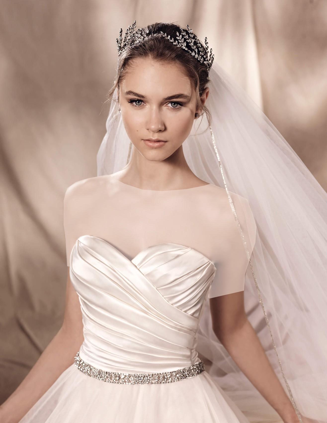 اکسسوری مو عروس