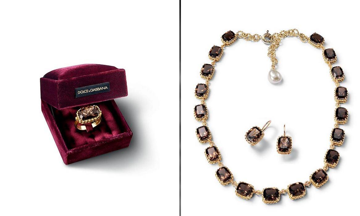 سرویس جواهرات برند