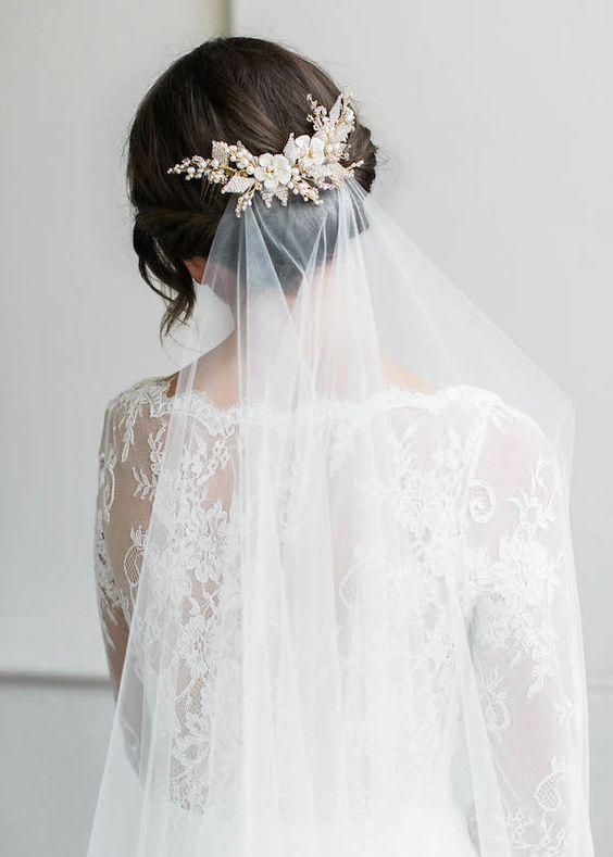 تور سر عروس از اکسسوری لباس عروس است که به طور مستقیم با مدل لباس عروس در ارتباط است