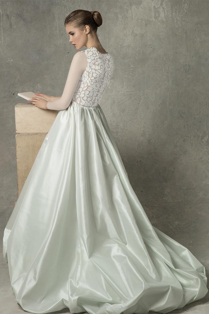 لباس عروس تابستانه