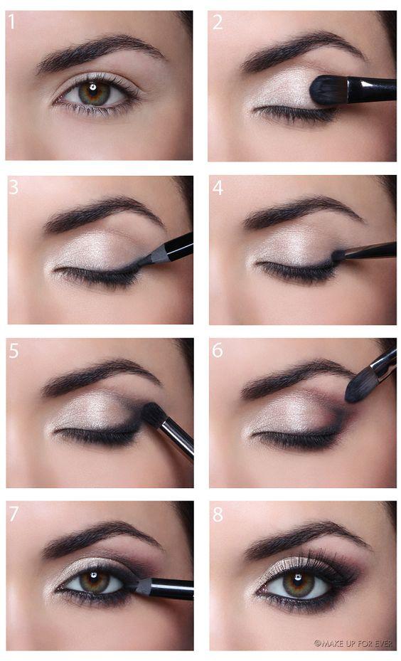 چشم مرکز توجه در آرایش است