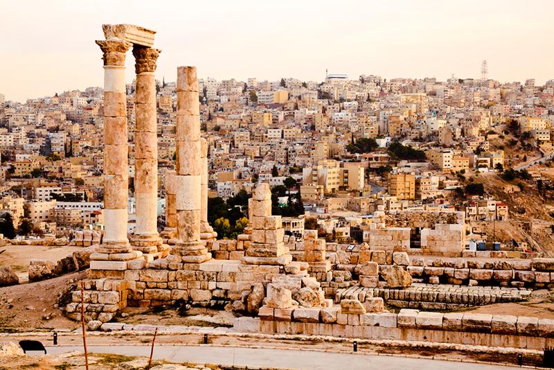 شهر تاریخی پترا از جاذبه های گردشگری بسیار زیبای اردن است