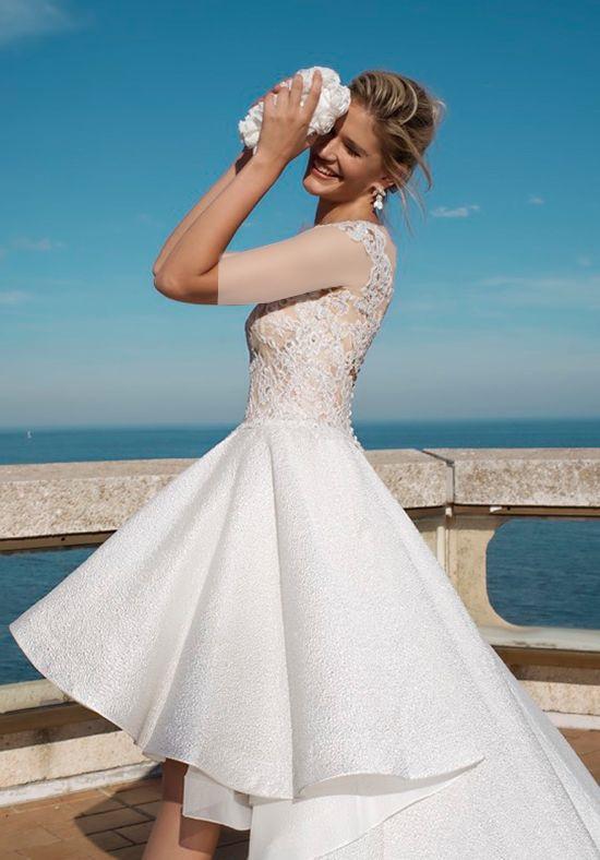 لباس عروسی کوتاه