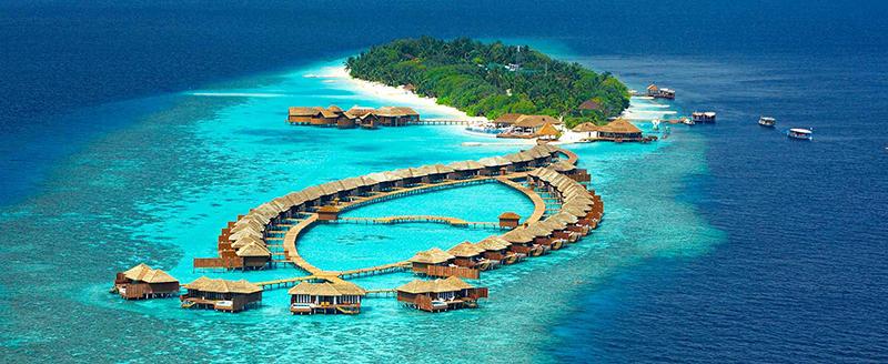 مالدیو کشوری صدردصد مسلمان است که در جنوب غربی هند واقع شده است.