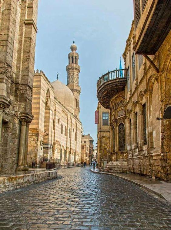 ماه عسلی مرموز به مصر