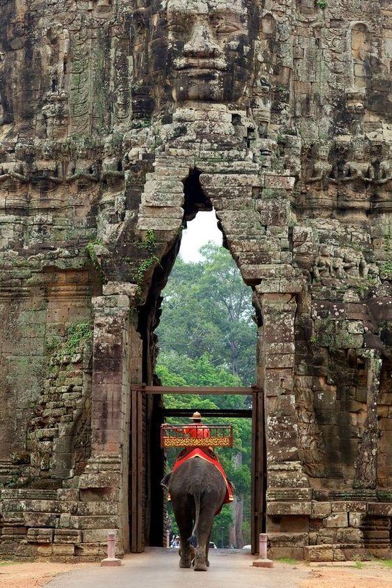 ماه عسل به کامبوج