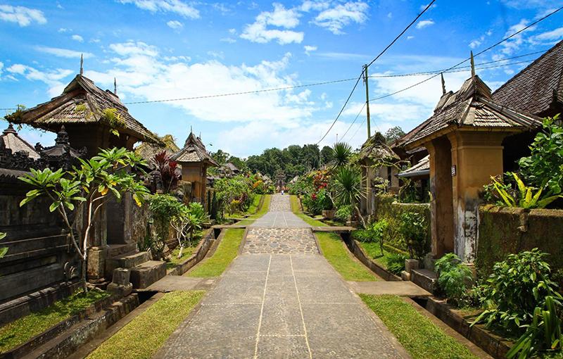 جزایر بالی در اندونزی قرار دارد