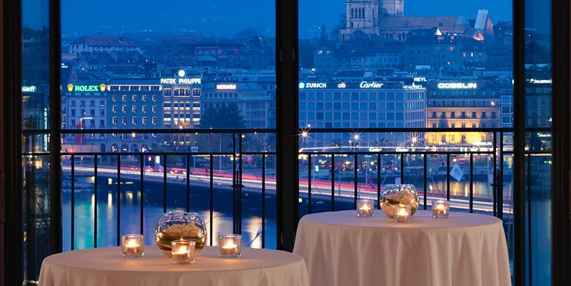 هتل ریچموند یک سوییت دو خوابه لاکچری برای یک ماه عسل لاکچری می باشد