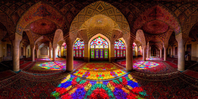 شیراز شهر غزل و ترانه و مورد وثوق گردشگران در همه زمان ها بوده هست