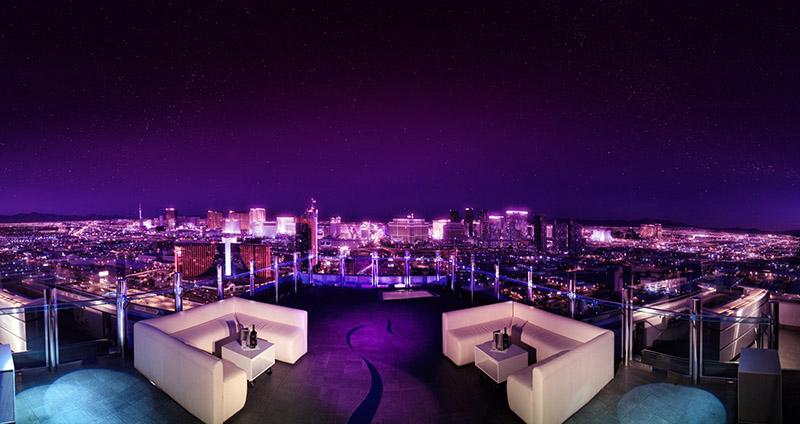 هتل نخل لاس وگاس یک تفریح گاه خاص است و از گرانترین هتل های دنیا می باشد