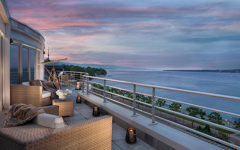 هتل ویلسون از گرانترین هتل ها در چند سال اخیر در سراسر دنیا بوده است.