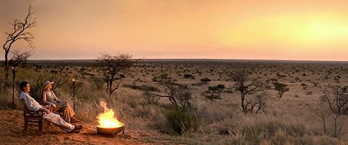 پارک فرامرزی کالاهاری وسیع ترین منطقه بیابانی دنیا است