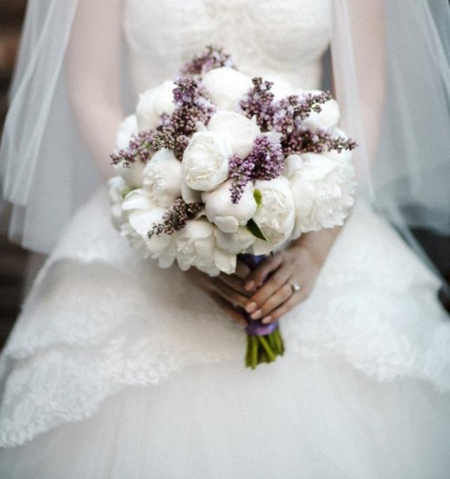 انواع دسته گل عروس