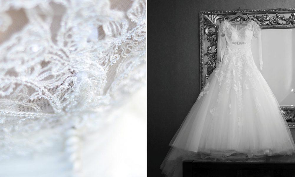 مدل لباس با پارچه تور مدل هایی به منظور لباس پوشیده عروس - لباس عروس با حجاب اسلامـی ...