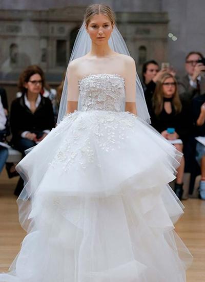 مدل لباس عروس در ترکیه