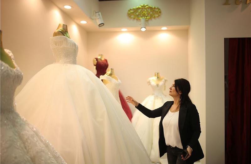 یکی از مهم ترین نمایشگاه های پوشاک عروس و داماد و لباس شب، نمایشگاه بین المللی IF Wedding Fashion است