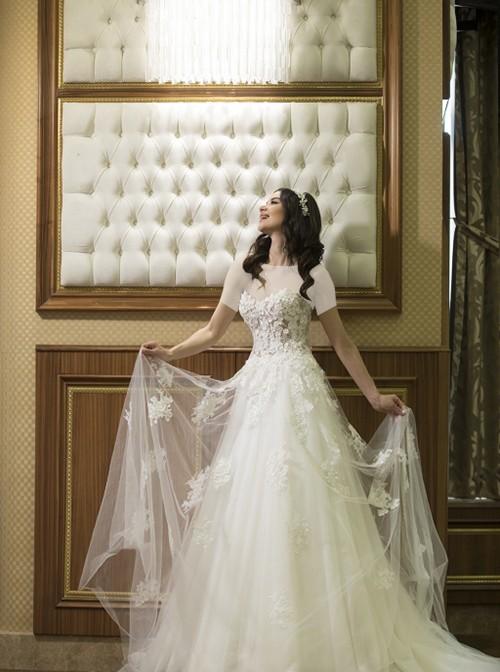 مدل لباس عروس ترک