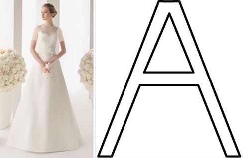 مدل دامن لباس عروس