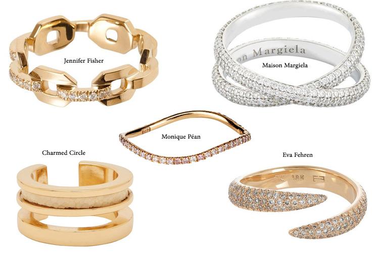 چند مدل حلقه ازدواج با طرح های پیچیده