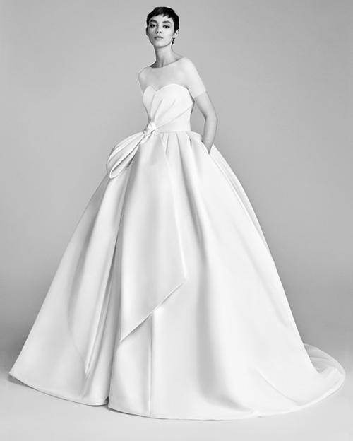 مدل لباس عروس 2018 از طراح Viktor&Rolf