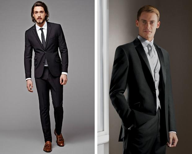 کت شلوار اندامی مناسب مردان قد بلند و لاغر اندام است.