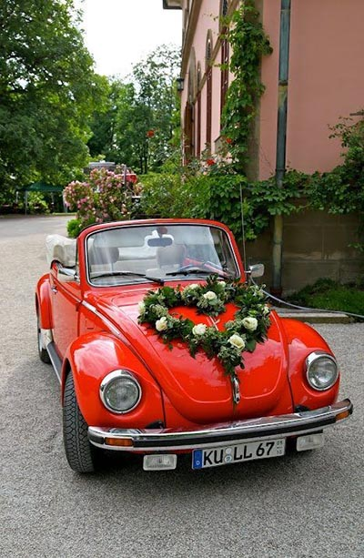 اینکه یک ماشین عروس خیلی گران قیمت را گل بزنید واقعا تاثیری در شادی شما نخواهد داشت.