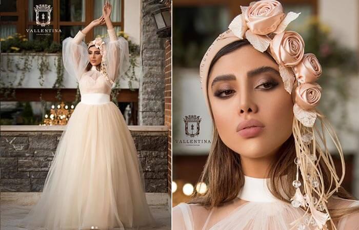 بهترین مزون های لباس عروس تهران ( لیست مزون های لباس عروس از شمال تا جنوب)
